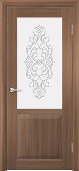 Стекло - матовое белое с рисунком