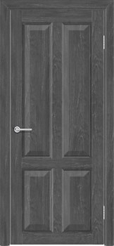 """Межкомнатная дверь """" S55 """" СОДРУЖЕСТВО Экошпон - фото 17847"""