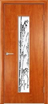 """Межкомнатная дверь """" Бамбук """" Содружество Финиш-пленка - фото 18215"""