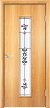 """Межкомнатная дверь """" Барокко """" Содружество Финиш-пленка - фото 18229"""