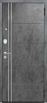 Входная дверь Александровская 2-П,А-1,3 контура,13 панелей на выбор - фото 19115