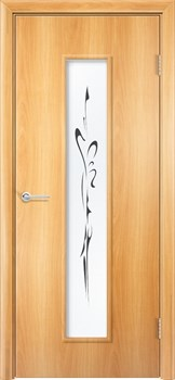 """Межкомнатная дверь """" КАМЫШ """" Содружество Финиш-пленка - фото 21030"""