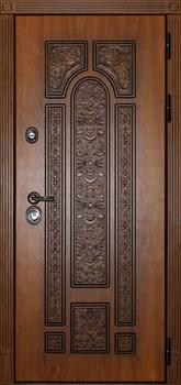 Входная металлическая дверь Сударь Рим (Голден Оак Винорит) - фото 21320