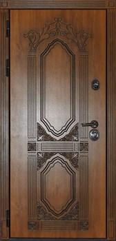Входная металлическая дверь Сударь Париж (Голден Оак Винорит) - фото 21344