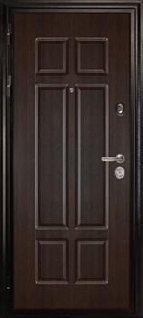 Входная металлическая дверь СУДАРЬ Дива МД-07 (Венге / Венге) - фото 21380