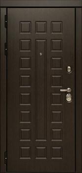 Входная металлическая дверь СУДАРЬ Дива МД-30 (Венге / Дуб белёный) - фото 21406