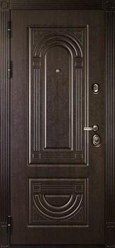 Входная металлическая дверь Дива МД-32 (Венге / Венге) - фото 21410