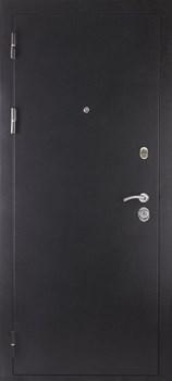 Входная металлическая дверь Дива МД-26 с зеркалом (Антик серебро / Дуб белёный) - фото 21424