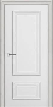 """Межкомнатная дверь """" ПРЕМЬЕР-1  """" ЭМАЛЬ Глухая Комфорт - фото 22657"""