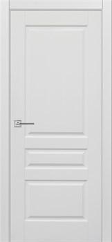"""Межкомнатная дверь """" ТУРИН 4  """" ЭМАЛЬ Глухая Комфорт - фото 22659"""