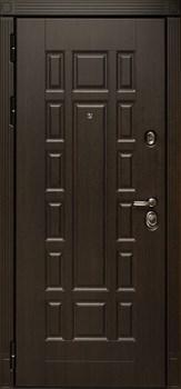 Входная металлическая дверь СУДАРЬ Дива МД-38 (Венге / Венге) - фото 23035
