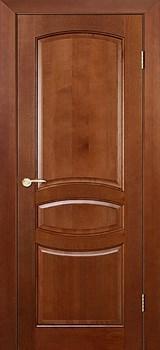 """Межкомнатная дверь """"Виктория"""" ДГ Ирокко морение - фото 8662"""