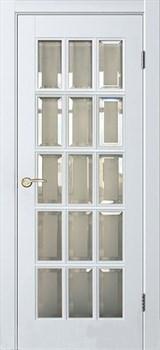 """Межкомнатная дверь """"Прима ДО""""  Белый жемчуг - фото 8678"""