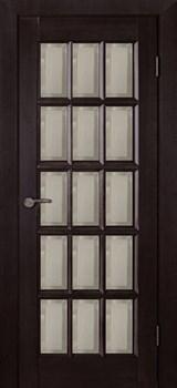 """Межкомнатная дверь """"Прима ДО"""" Венге - фото 8680"""
