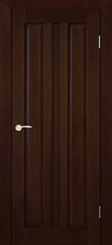 """Межкомнатная дверь """"Этна"""" ДГ Орех средний - фото 8686"""
