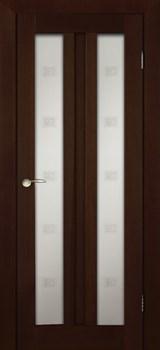 """Межкомнатная дверь """"Этна"""" ДО Орех средний - фото 8688"""