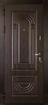 Входная металлическая дверь СУДАРЬ Дива МД-32 (Венге / Венге)