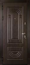 Входная металлическая дверь СУДАРЬ Дива МД-32 (Венге / Дуб Филадельфия крем)